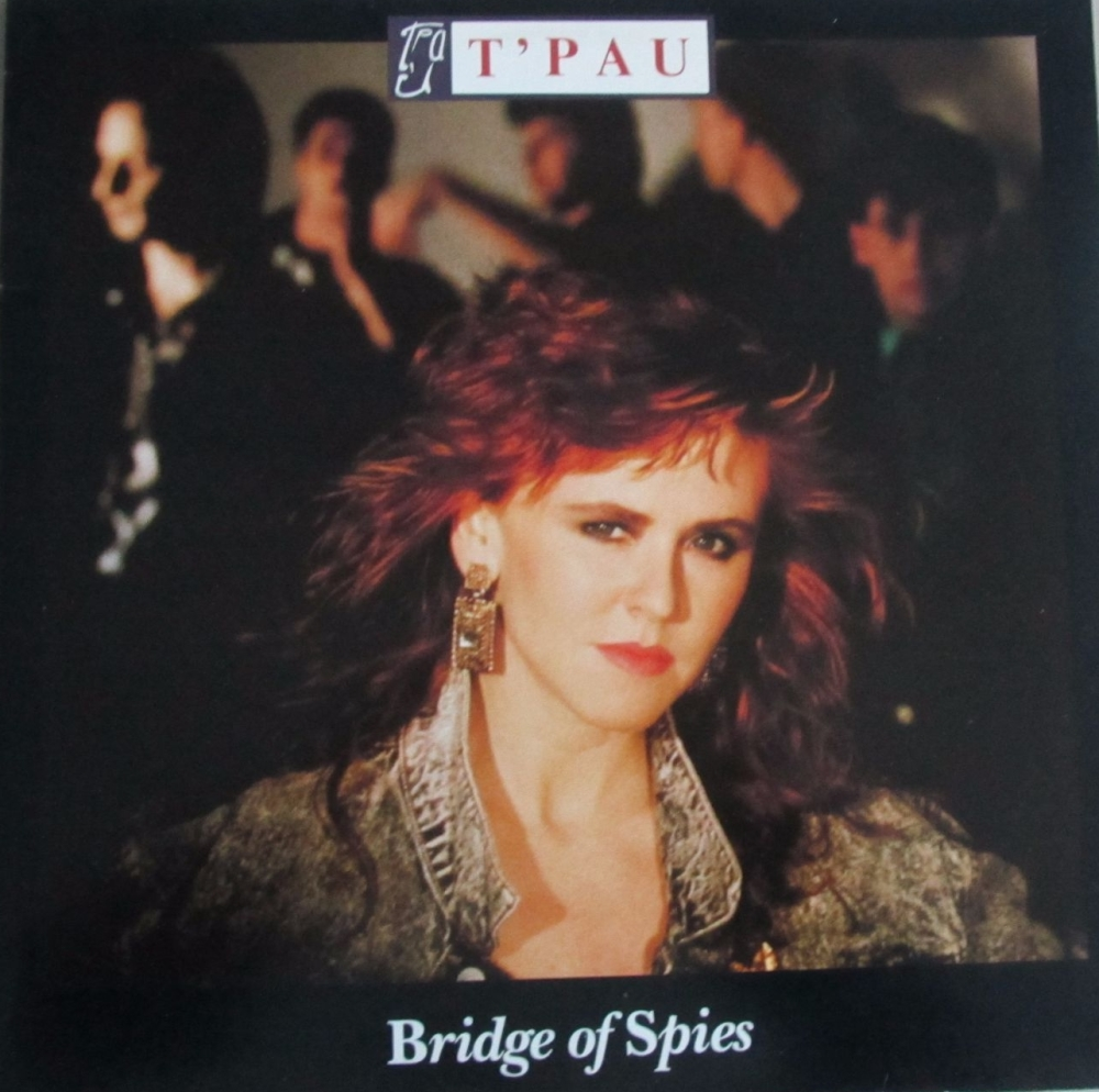 T'Pau       Bridge Of Spies    1987 Vinyl LP   Pre-Used
