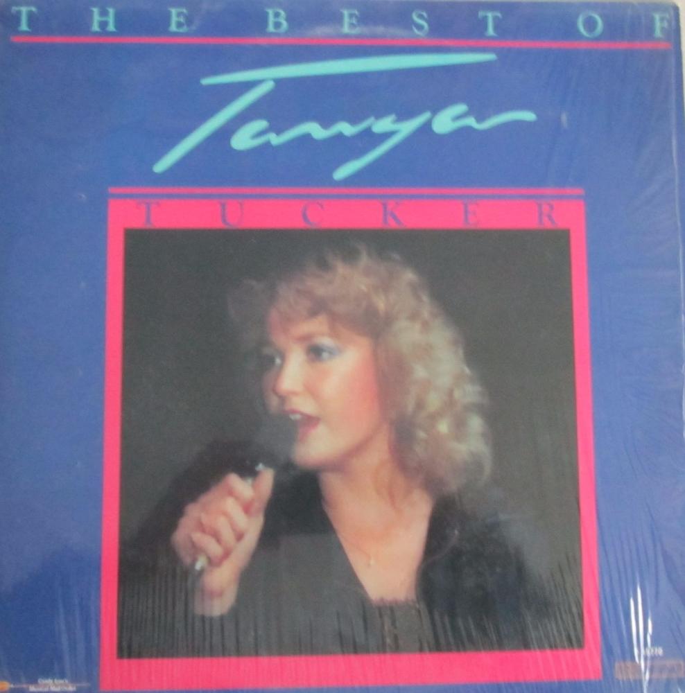 Tanya Tucker       The Best Of     1981 Vinyl LP   Pre-Used