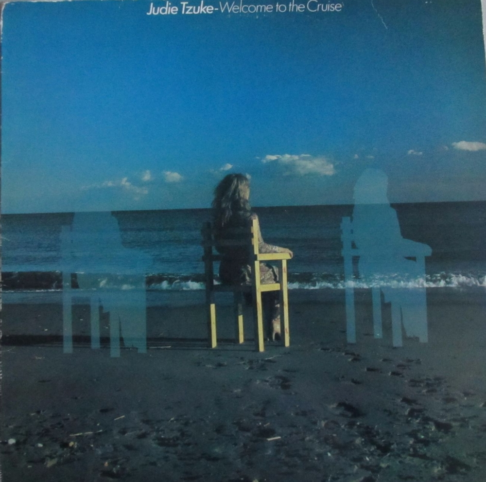 Judie Tzuke      Welcome To The Cruise      1979 Vinyl LP    Pre-Used