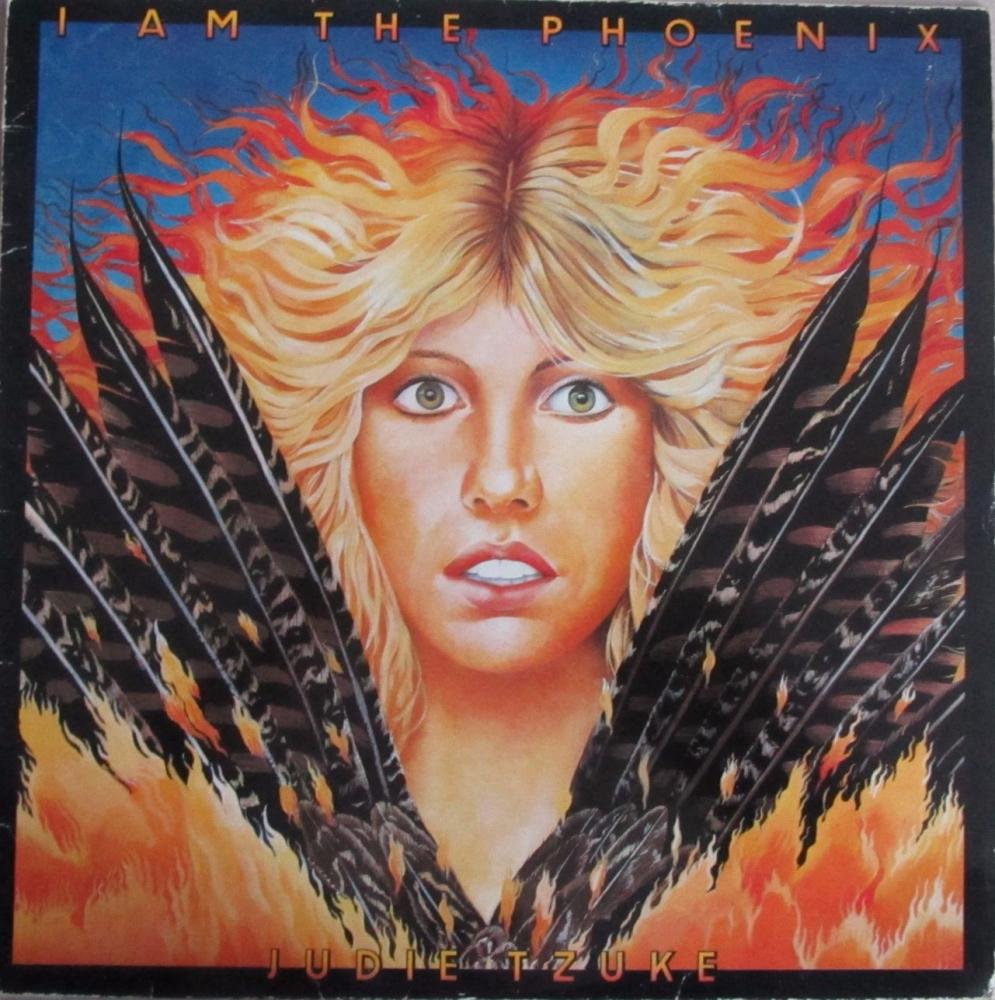Judie Tzuke       I  Am The Phoenix     1981 Vinyl LP    Pre-Used
