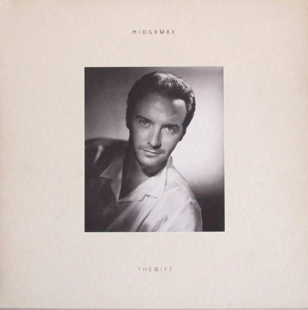 Midge Ure          The Gift        1985 Vinyl LP    Pre-Used