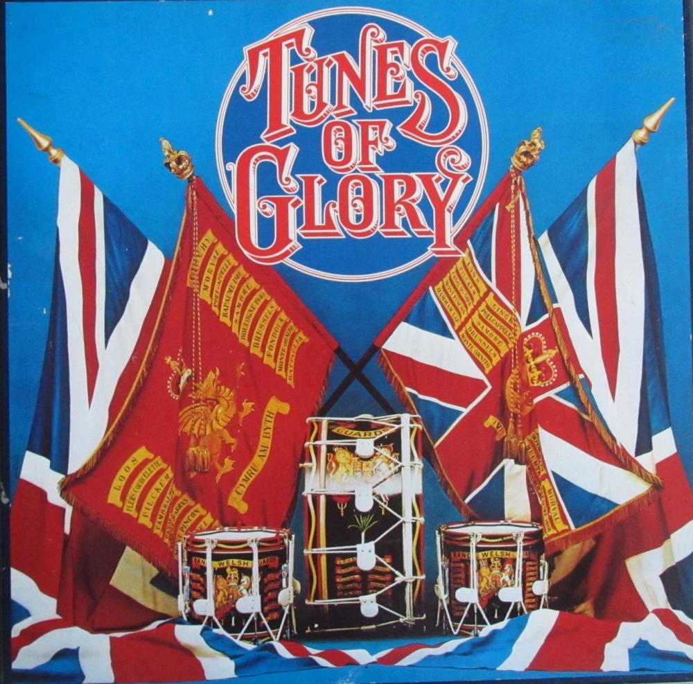 Various Artists      Tunes Of Glory         1975 Eight Vinyl LP Box Set  Pr