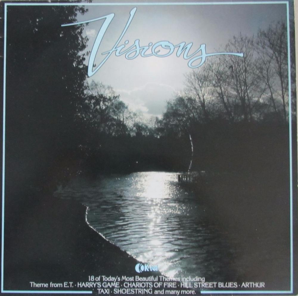 Various Artists      Visions      1982 Vinyl LP  Pre-Used