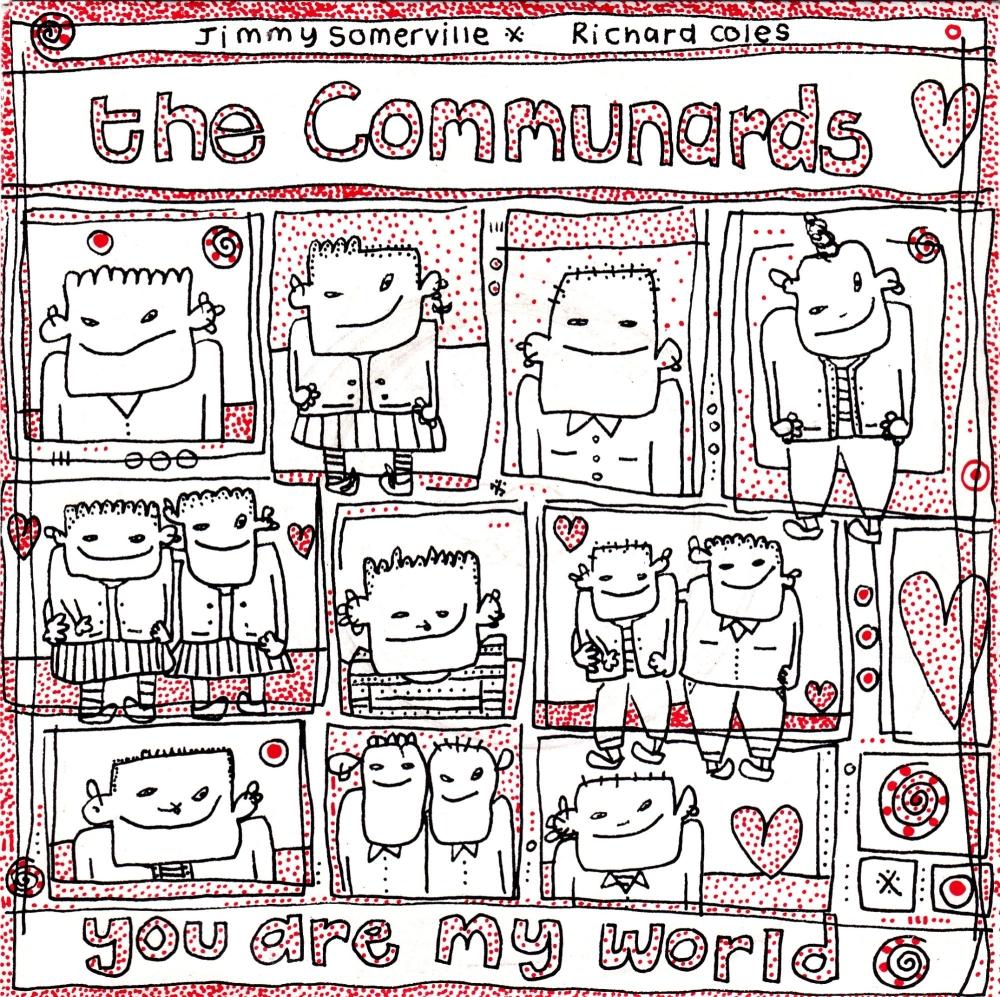 Communards       You Are My World    1985  Vinyl 7