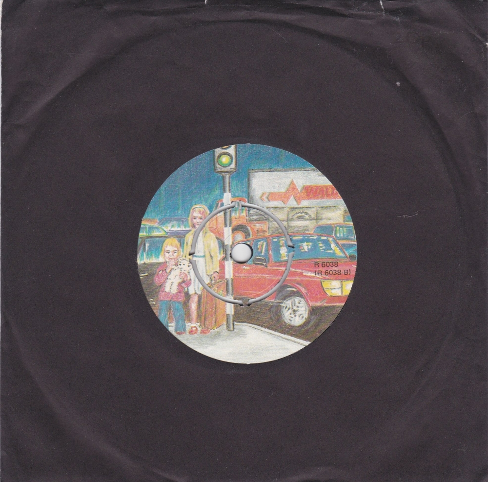 Dexy's Midnight Runners        There There My Dear      1980 Vinyl 7