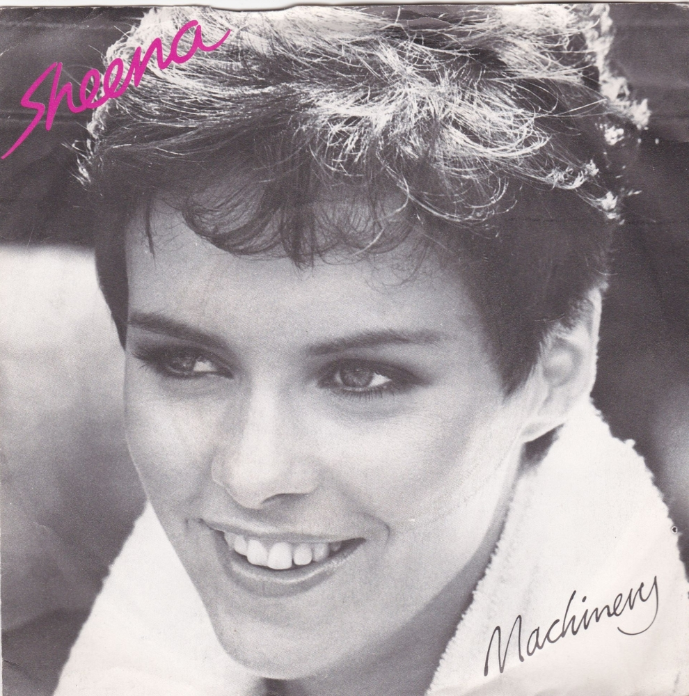 Sheena Easton        Machinery       1982 Vinyl 7