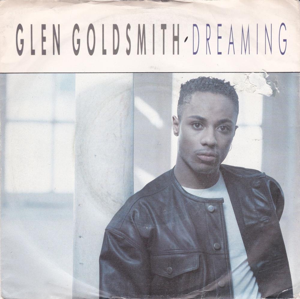 Glen Goldsmith           Dreaming   1988  Vinyl 7