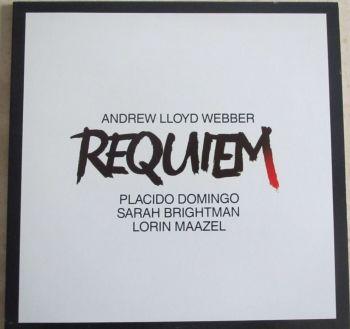 Andrew Lloyd Webber Requiem 1985 Gatefold Vinyl LP