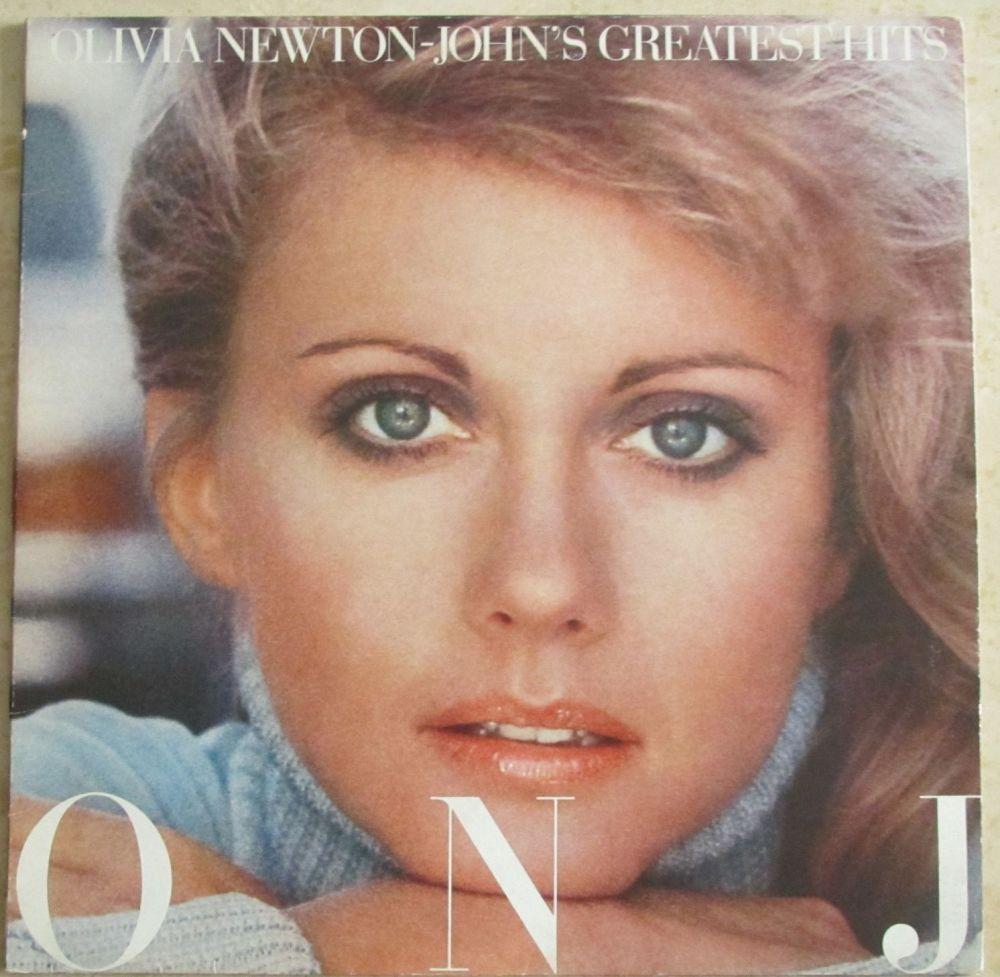 Olivia Newton-John Greatest hits Gatefold vinyl LP