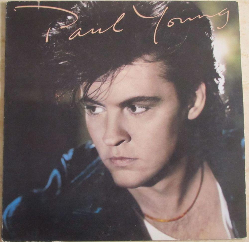 Paul Young The Secret of Association 1985 Vinyl LP