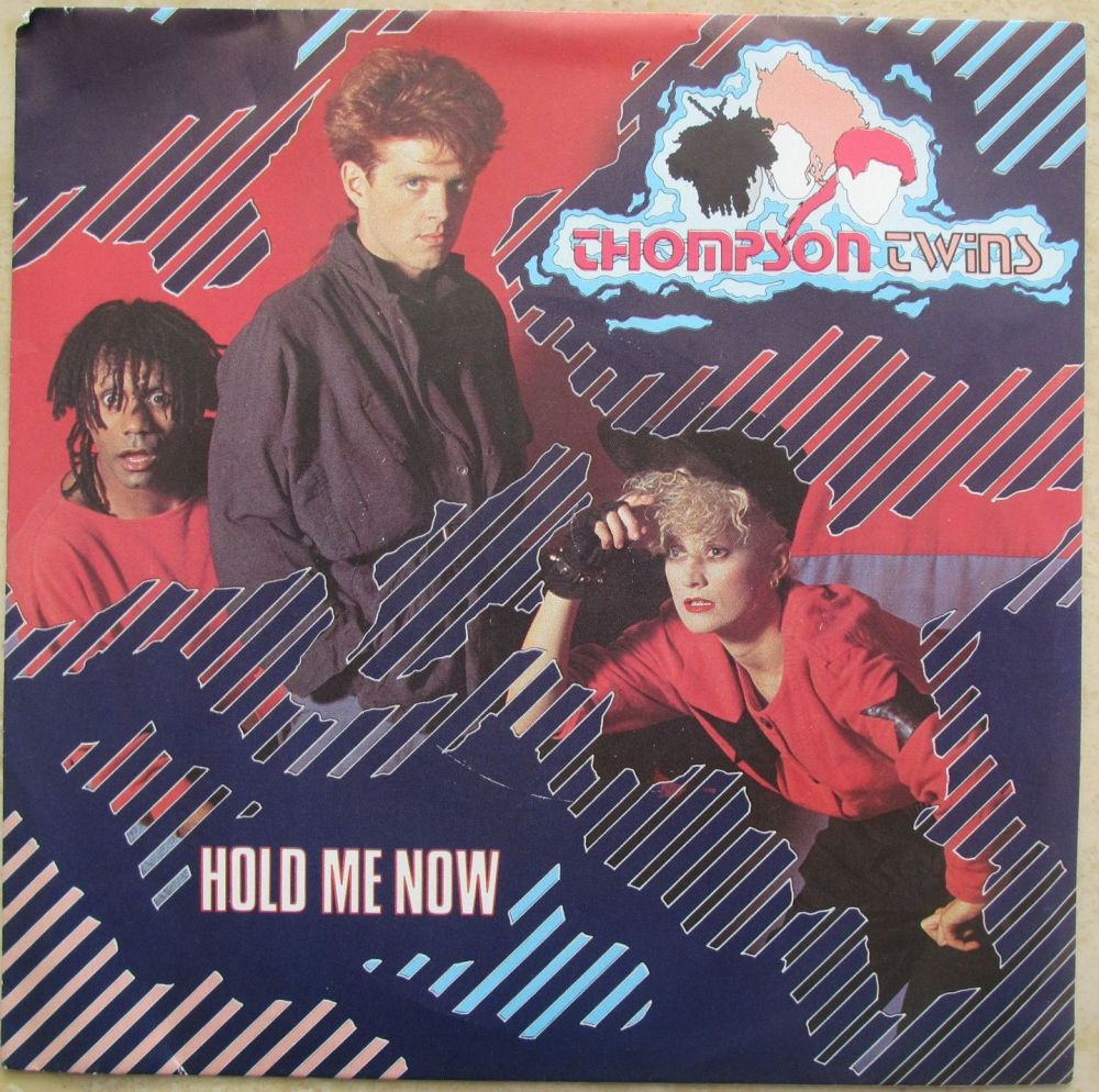 Thompson Twins Hold Me Now 7