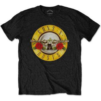 Guns N Roses Classic Logo official licensed t-shirt Black
