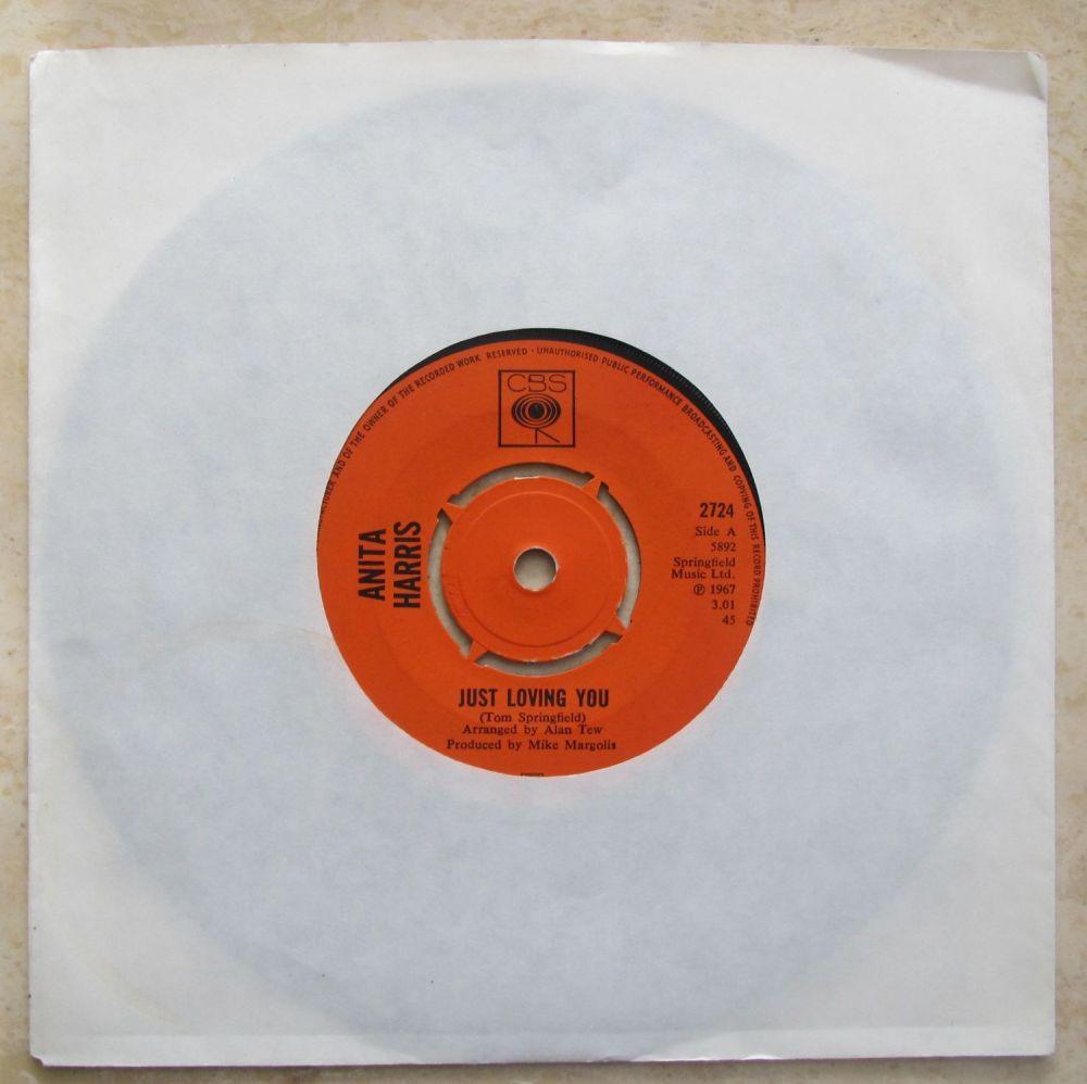 Anita Harris Just Loving you 1967 7