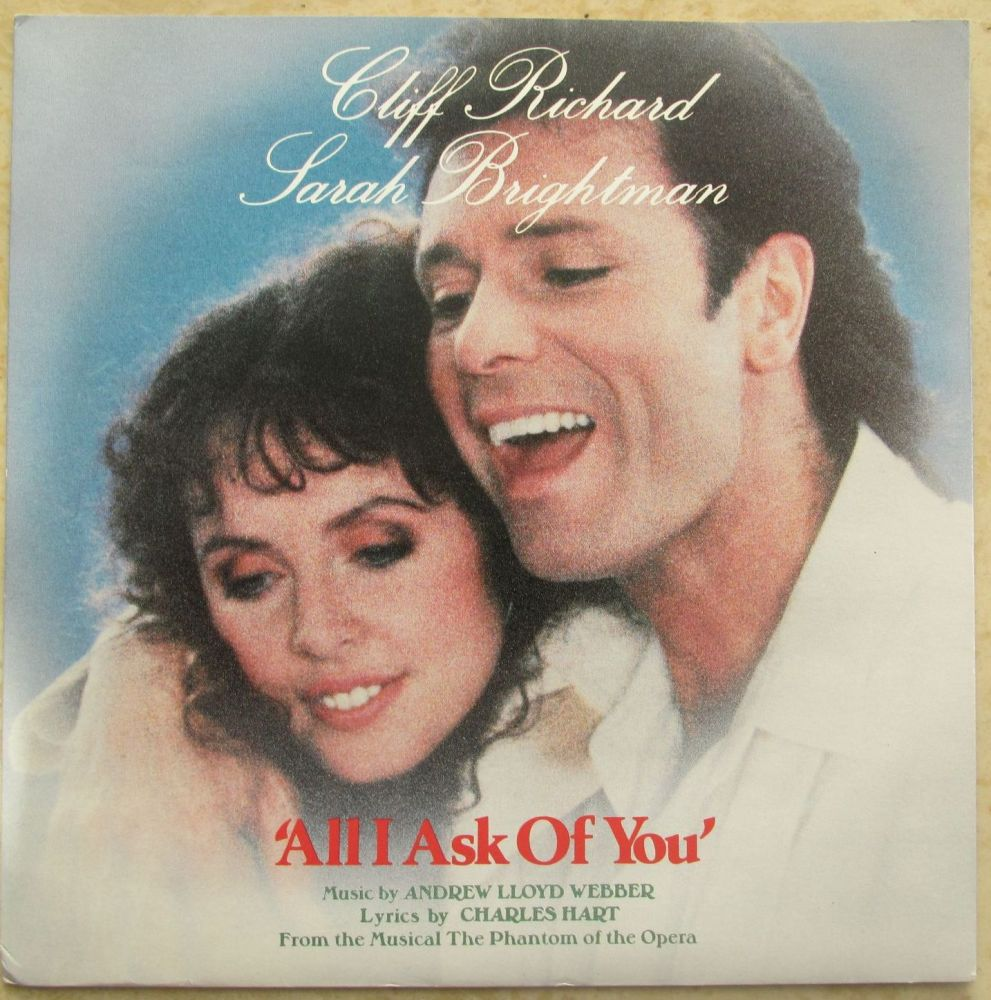 Cliff Richard and Sarah Brightman All I Ask of You 7