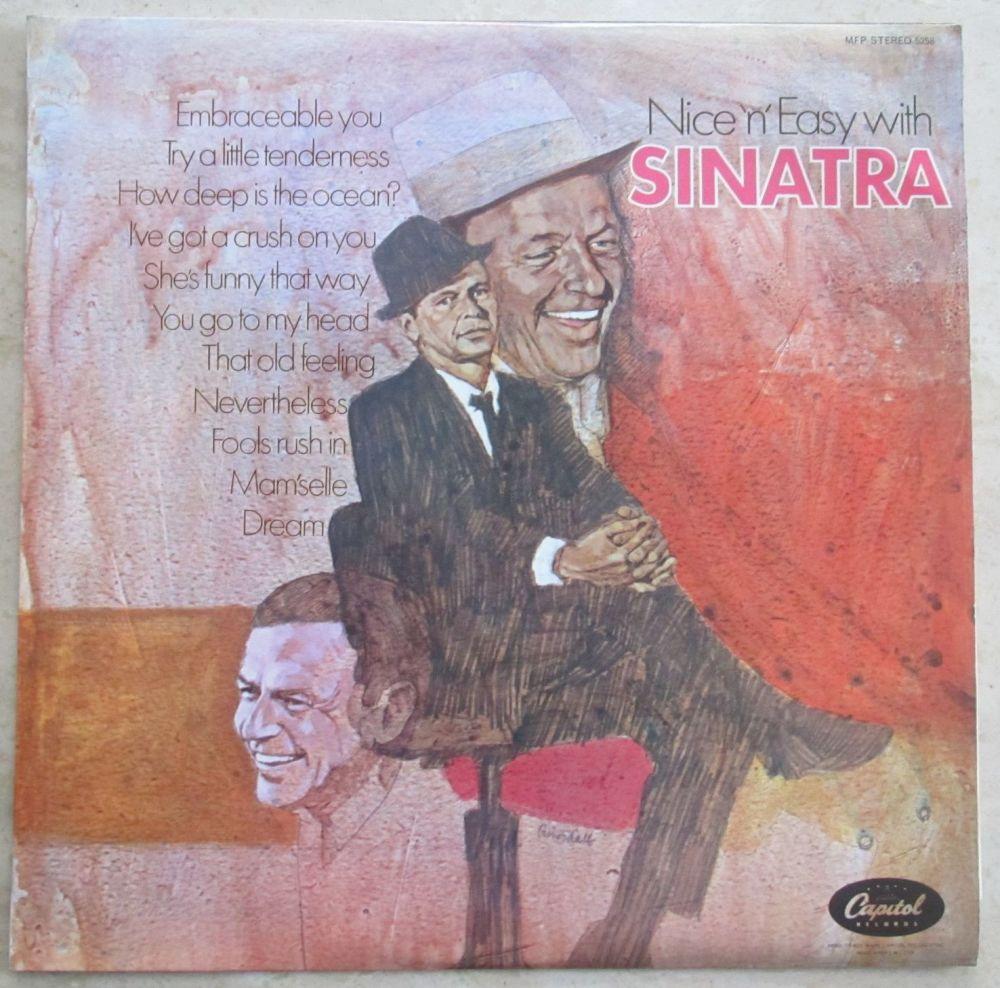 Frank Sinatra Nice and Easy Vinyl LP