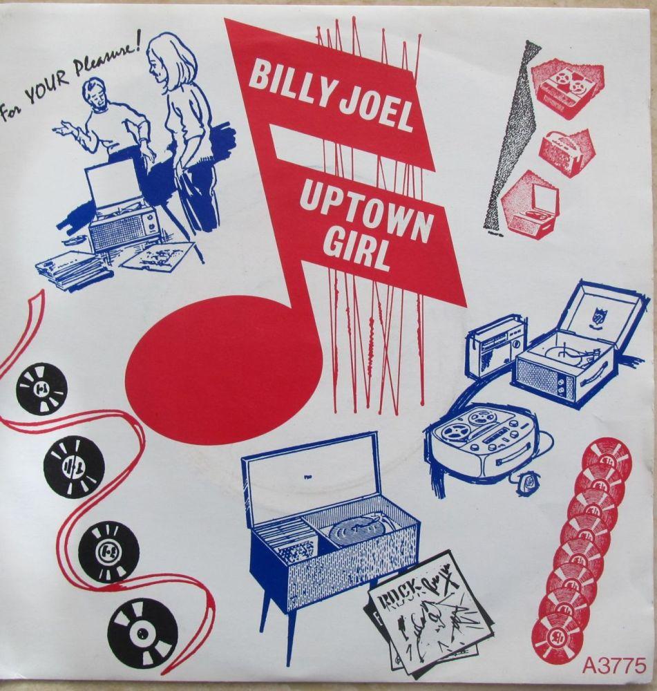 Billy Joel  Uptown Girl 7
