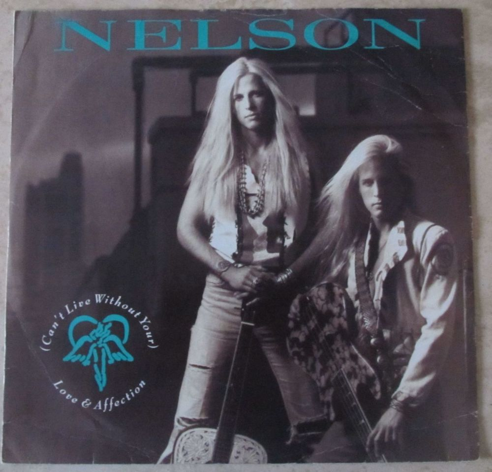 Nelson (Can't Live Without Your)  12