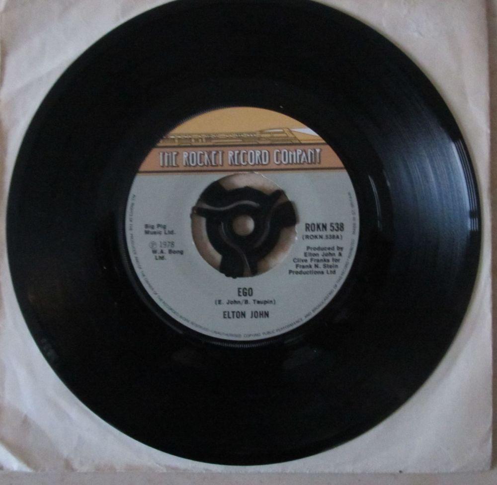 Elton John EGO  1978 7