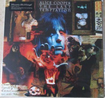 Alice Cooper The Last Temptation 180g Vinyl LP
