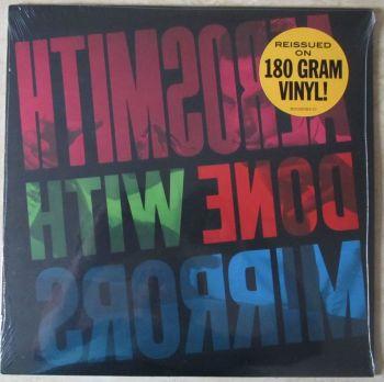 Aerosmith Done with Mirrors 180g reissued vinyl LP