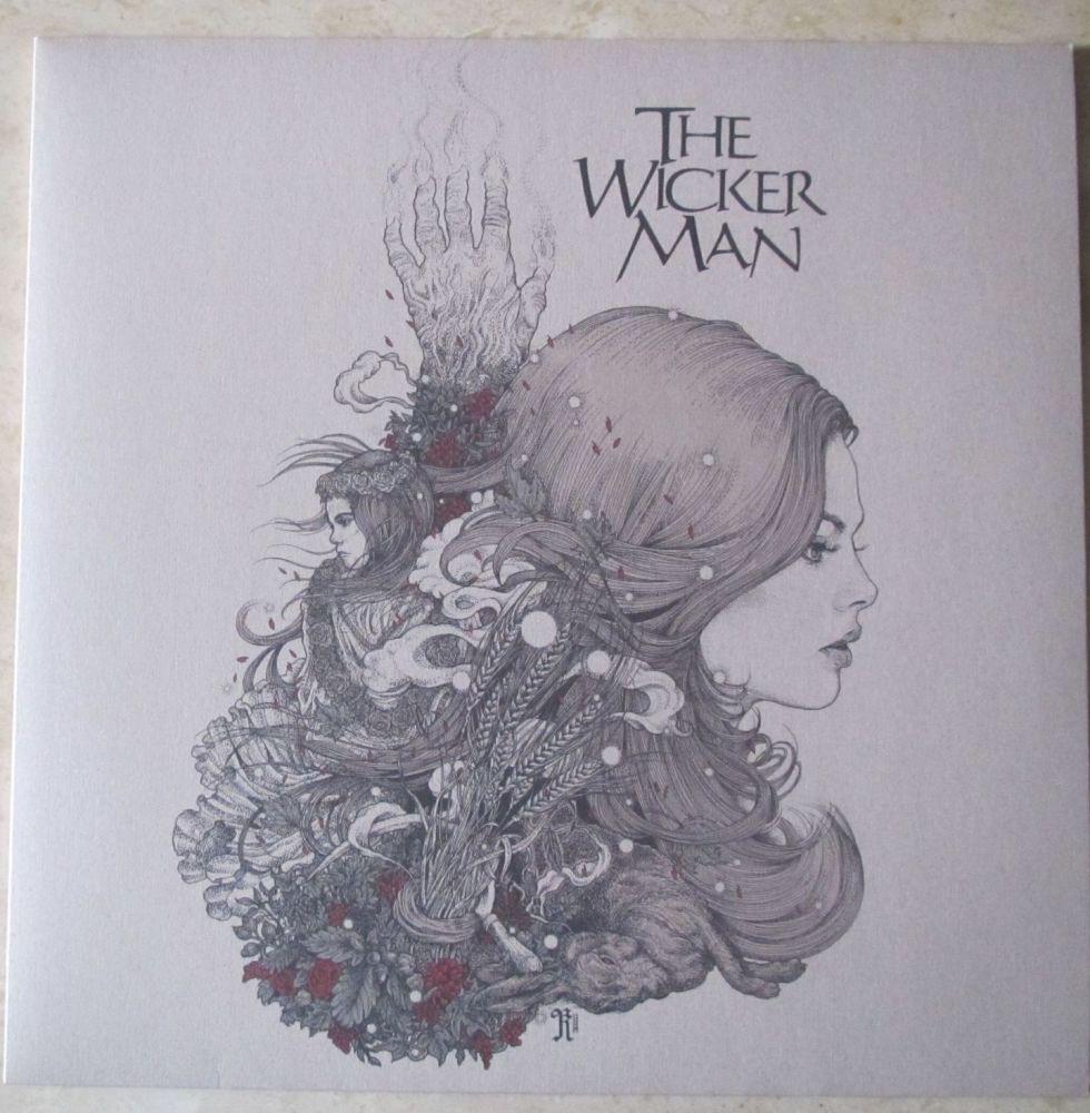 OST:  Paul Giovanni & Gary Carpenter / Wicker Man 40th Anniversary 180gram