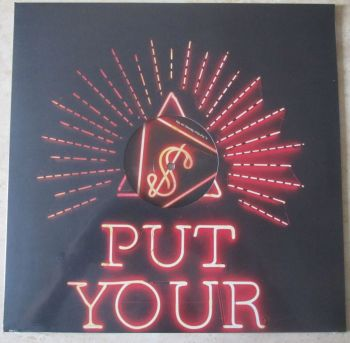 """Arcade Fire Put Your Money on me Red 12"""" Vinyl"""