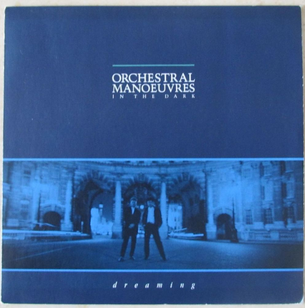 orchestral manoeuvres in the dark dreaming 7