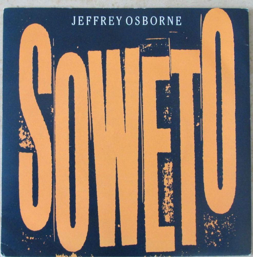 Jeffrey Osborne Soweto 7