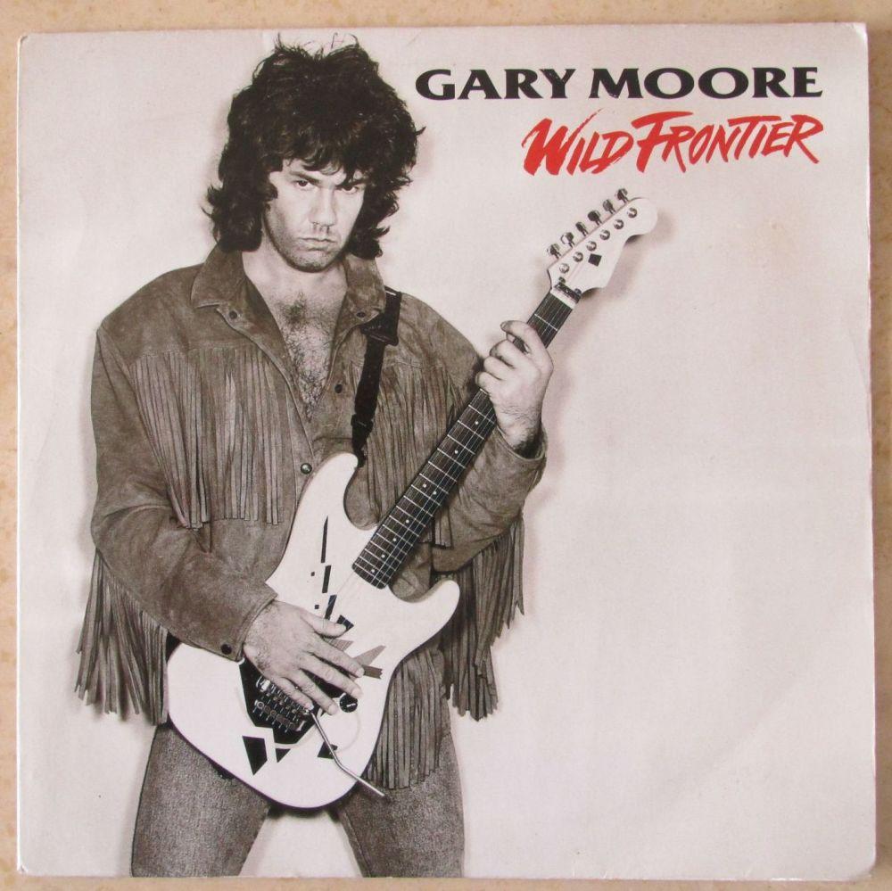 Gary Moore Wild Frontier 7