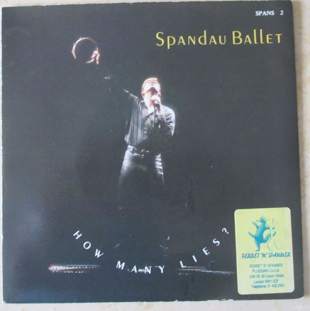 Spandau Ballet  How Many Lies?  7