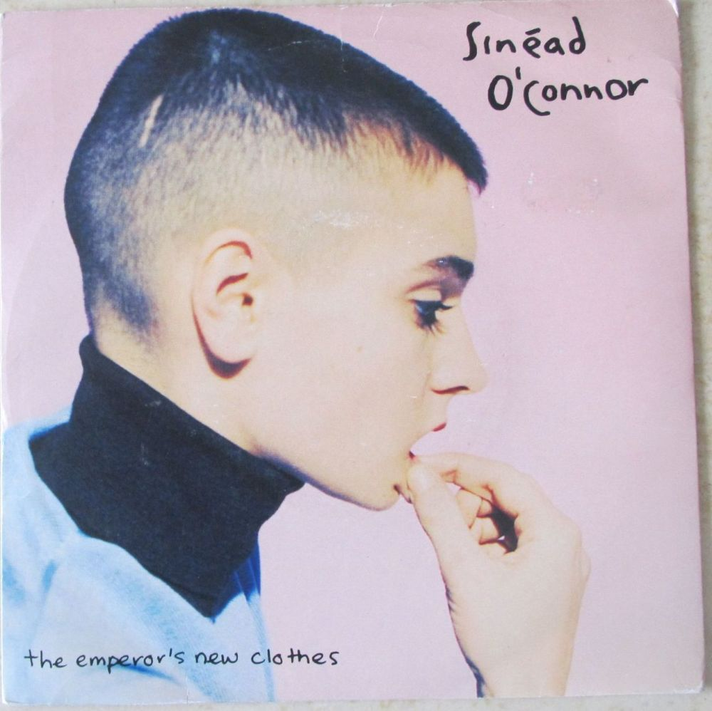 Sinead O'Connor The Emperor's New Clothes 7