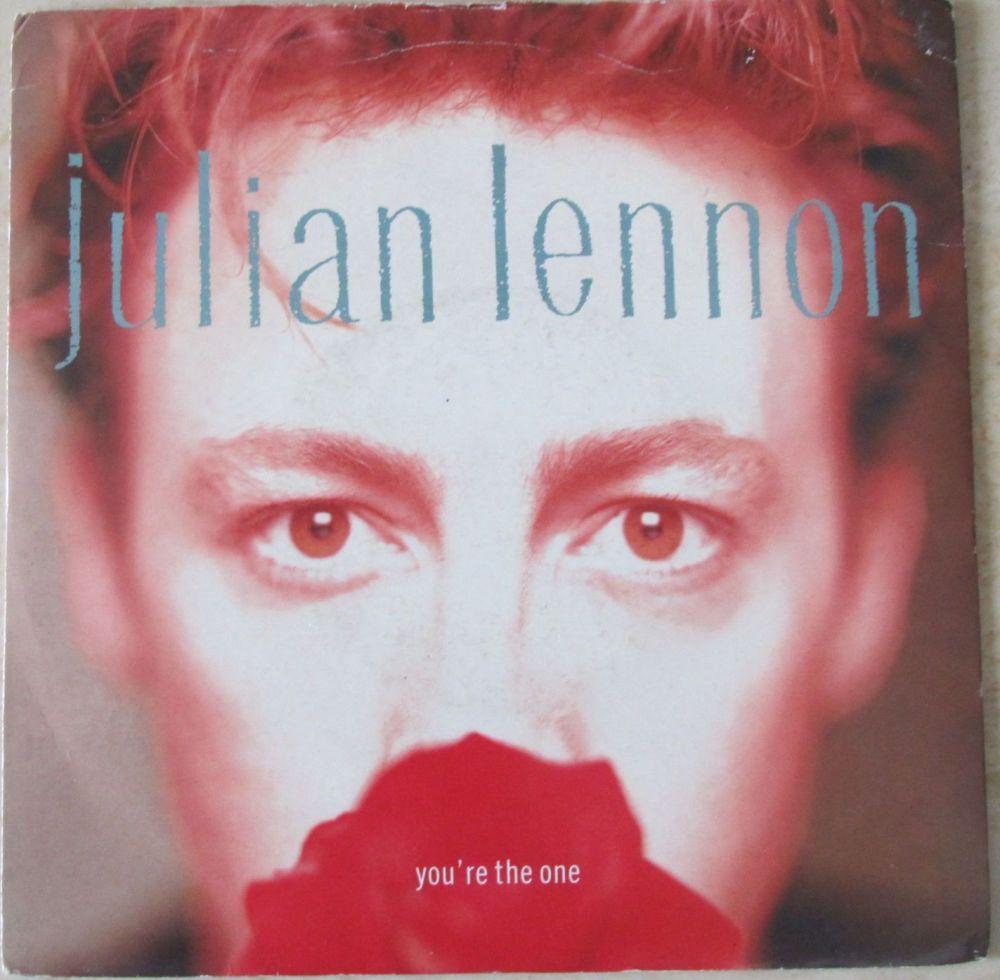 Julian Lennon  you're the one 7