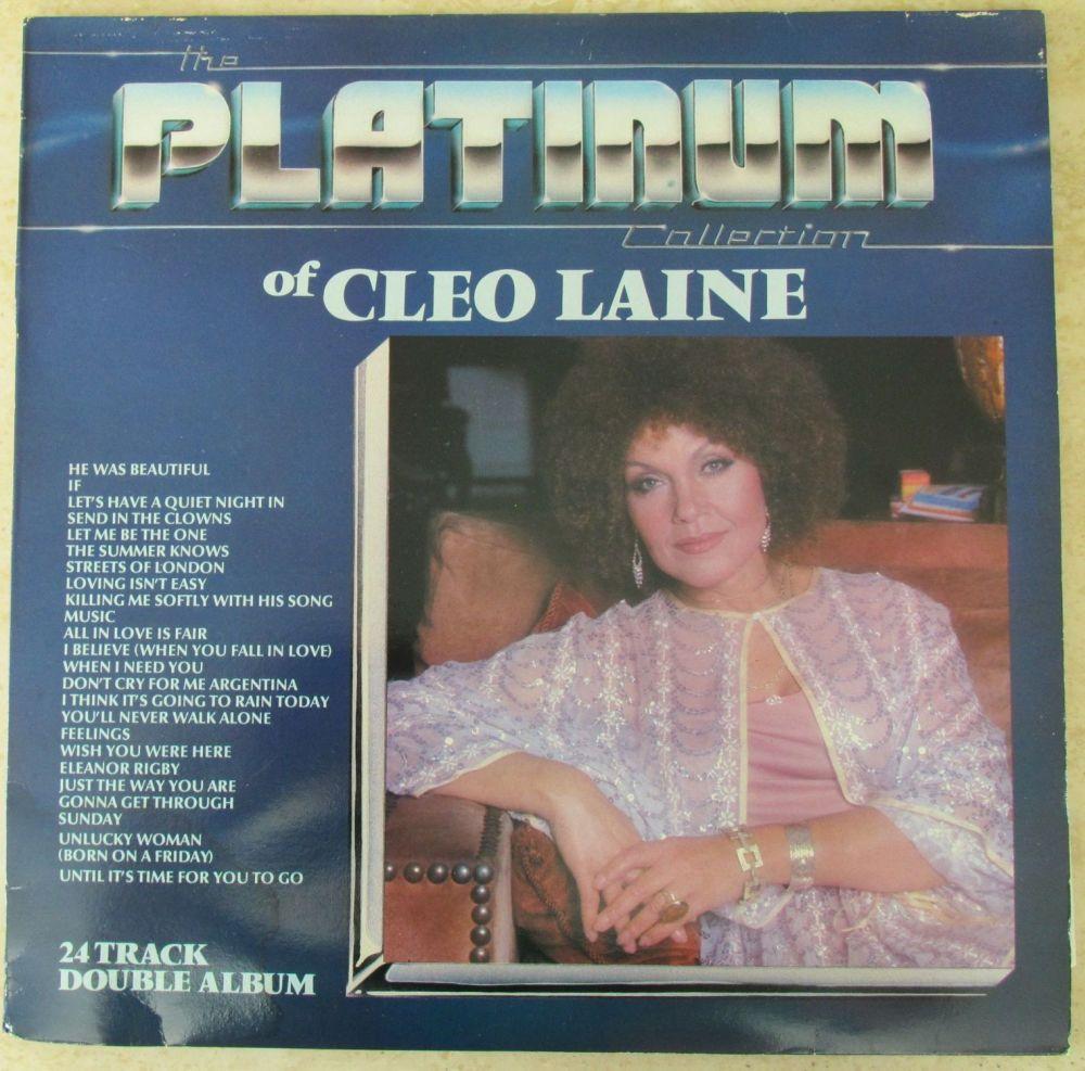 Cleo Laine Platinum Collection 24 track Double Album