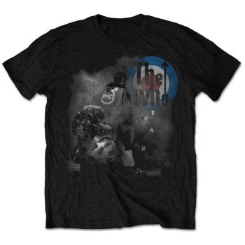 The Who Quadrophenia official licensed t-shirt Black Large