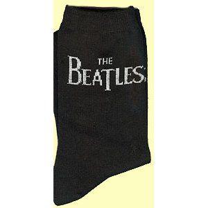 The Beatles Unisex Ankle Socks: Drop T Logo (UK Size 7 - 11)