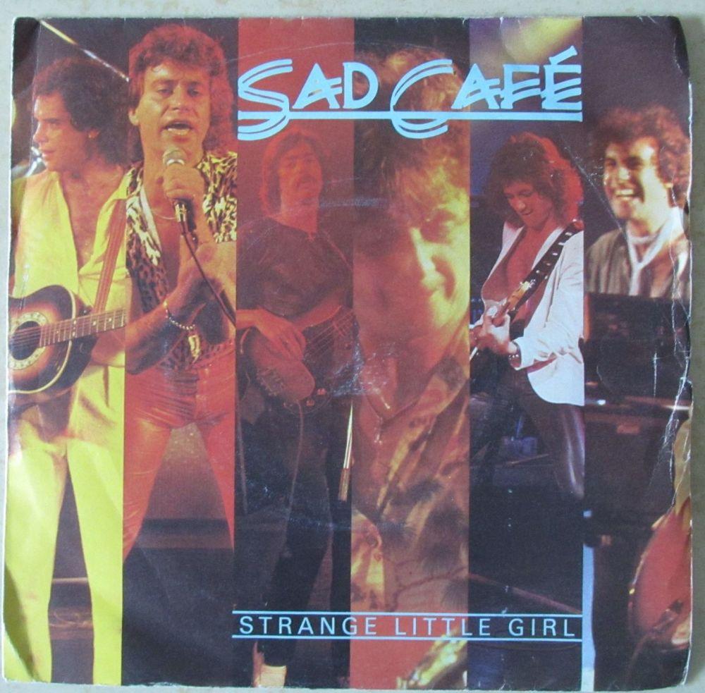 Sade Café Strange Little Girl 7