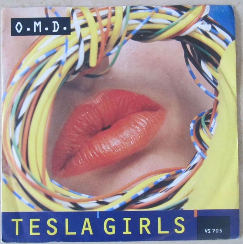 O.M.D. Tesla Girls 7