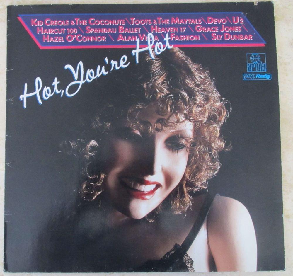 Various Artists Hot, You're Hot  1982 Vinyl LP