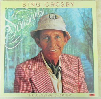 Bing Crosby Seasons  1977 Gatefold Vinyl LP