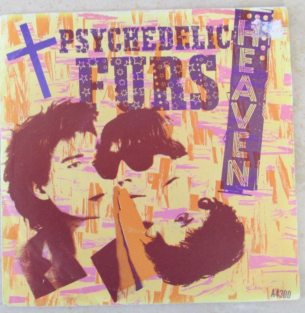 Psychedelic Furs  Heaven  1984 7