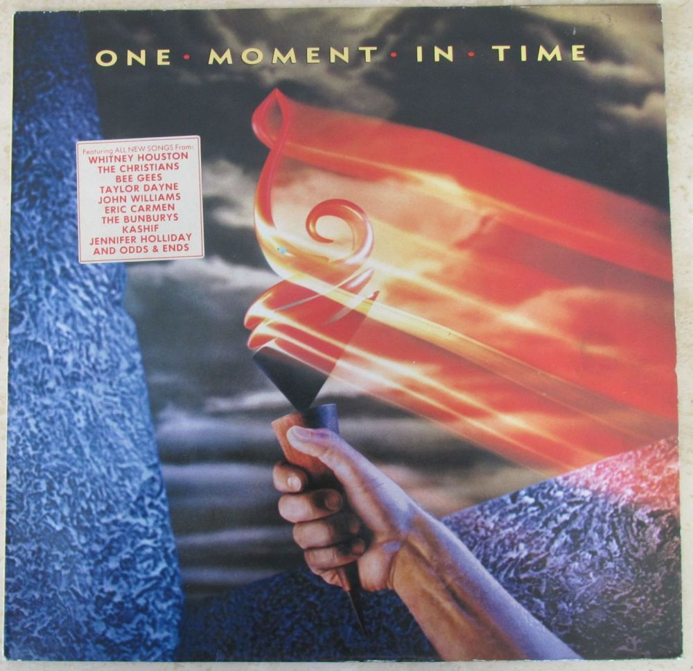 Various Artists One Moment In Time Vinyl LP