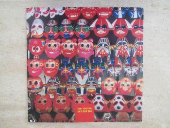 "Hue and Cry  Peaceful Face 12"" vinyl Single"