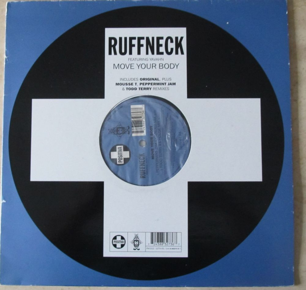 Ruffneck  featuring Yavahn - Move Your Body 12