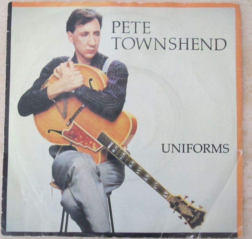 Pete Townsend Uniforms 7