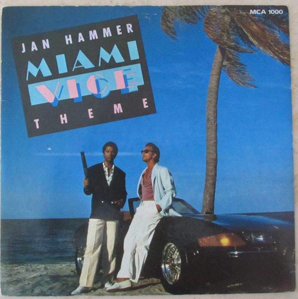 Jan Hammer Miami Vice Theme 1985 7