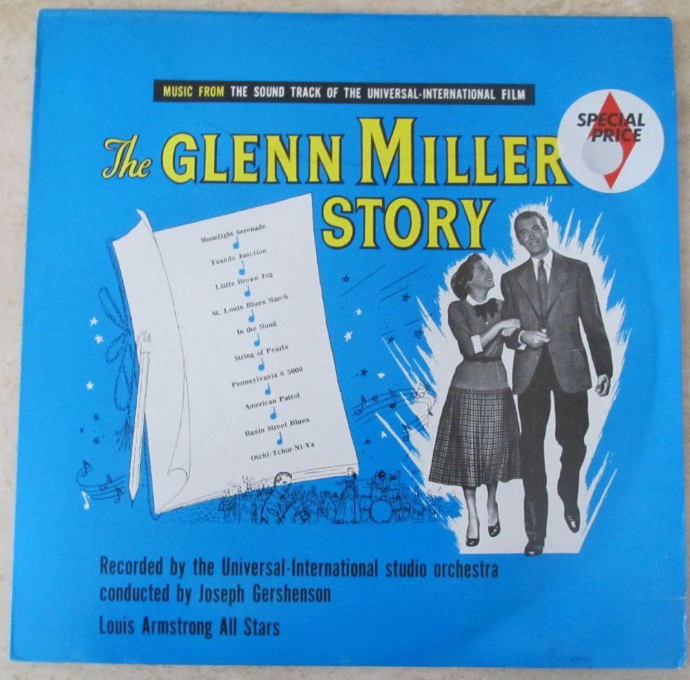Music from the film The Glenn Miller Story vinyl LP