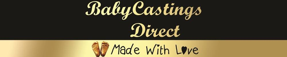 Baby Castings Direct, site logo.