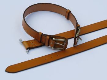 Double Buckle Long Straps