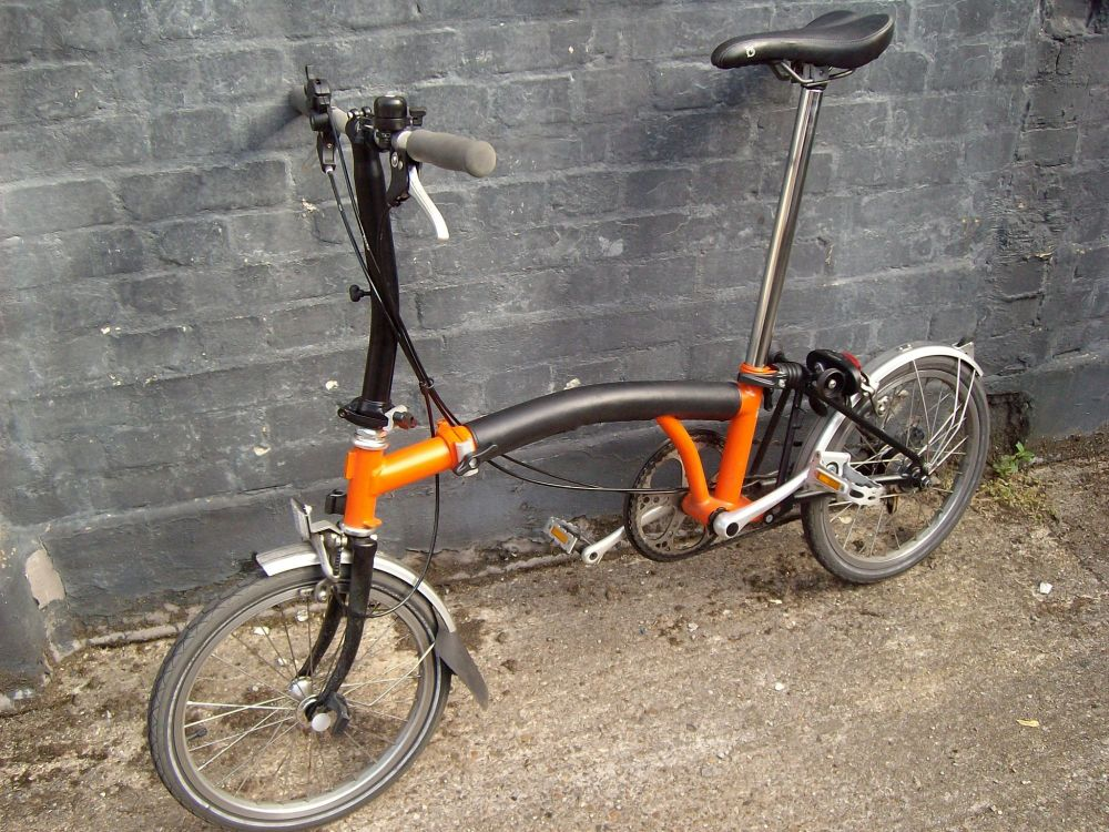 Full Frame Protector for Brompton Bicycles