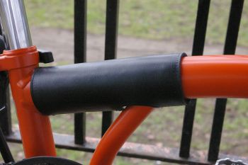 Short Rear Frame Protector for Brompton Bicycles